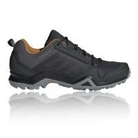 adidas Mens Terrex AX3 Walking Shoes - Grey Sports Outdoors Breathable