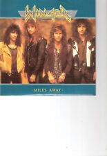 Winger – Miles Away – 7-inch Promo Single
