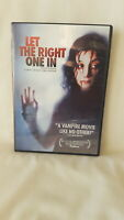 Let the Right One In ( DVD, 2008 ) Vampire Tale