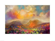 Scott Naismith (Nevis Range Colour) Art Print  PPR40764   60cm x 80cm