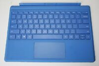 Microsoft 1725 Cover Case Folio Cyan Blue Surface Pro 3 4 Backlit Keyboard