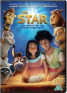 THE STAR  - THE TALE OF THE CHRISTMAS - DVD +  * New & Sealed *