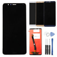 For Huawei Honor 7X LCD Display Touch Screen Digitizer Assembly Black Blue White