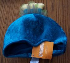 NWT Gymboree Halloween Dress-Up PEACOCK Hat Head-dress Size 12-18 months