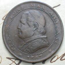 Moneta Pubblicitaria Singer Macchine Da Cucire Con Francobollo Numis Subalpina Coins & Paper Money Coins: Ancient
