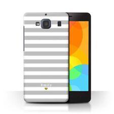 Étuis, housses et coques noirs métalliques pour téléphone mobile et assistant personnel (PDA) Xiaomi