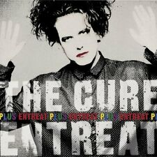 THE CURE - Entreat Plus (180 Gram Vinyl 2LP) - NEW / SEALED