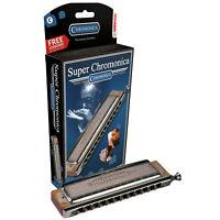 Hohner Super 270 Chromonica Harmonica Key of D