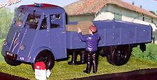 Renault ATFN Plateau Truck Diorama bleu bleu 1:43 Ixo-Altaya