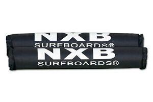 "19"" Surfboard Roof Rack Pads NXB Surfboards 2 pcs   Surf Rack Pads"