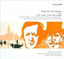 Siegfried Und Violetta, New Music