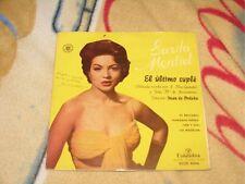 """SARITA MONTIEL - EL ULTIMO CUPLE' LP 7"""""""