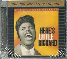 Richard, Little Here's Little Richard / Little Richard MFSL Hybrid SACD Neu OVP