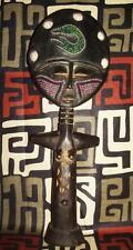 African Fertility Doll-Africa Asante Ashanti akua ba sculpture art decor ddfa30