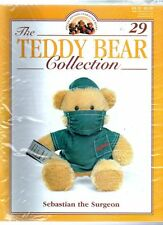 The Teddy Bear Collection Magazine - Issue.29, Sebastian the Surgeon