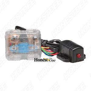 DEI 504K OEM Factory Car Alarm Upgrade Kit Impact Shock Sensor
