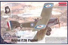 RODEN 043 1/72 Bristol F.2B Fighter