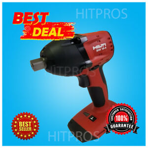 """HILTI Compact impact wrench SIW 18-A 1/2"""" cordless systems, BRAND NEW, TOOL BODY"""