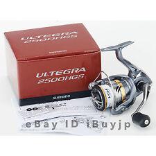 Shimano 17 Ultegra 2500HGS Saltwater Spinning Reel 036445