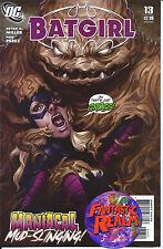 BATGIRL #13 STANLEY ARTGERM LAU CLAYFACE COVER STEPHANIE BROWN GOTHAM DC COMICS