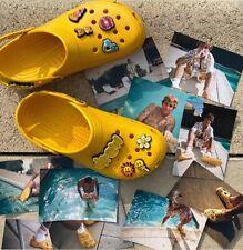 Justin Bieber Drew House x Crocs Size Men's 5 /Women's 7 IN HAND READY TO SHIP