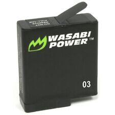 Wasabi Power 1220mAh Battery for GoPro HERO6, HERO5, HERO 6, HERO 5 Black
