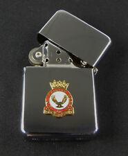 ATC Air Training Corps Regimental style flip top Lighter.