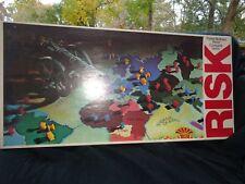Vintage 1980 Risk Parker Brother World Conquest Board Game
