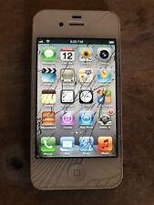 Used Apple iPhone 4s - 16GB - White (Verizon) MD277LL (CDMA)