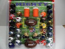 """2"""" NFL Mini Helmet Mighty Racers CHOOSE ONE Pocket pro 1/6 Gi joe Figure 12"""