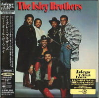 THE ISLEY BROTHERS-GO ALL THE WAY-JAPAN MINI LP CD Ltd/Ed D99