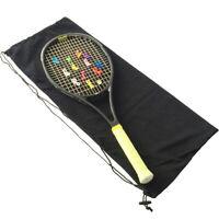 KE_ Lightweight Badminton Tennis Racket Bag Shoulder Protective Case Pouch Del