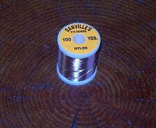 1 spool Danville fly tying nylon floss beige 210 denier 100 yd spl