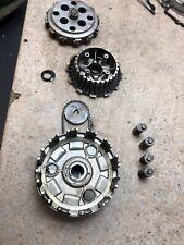 Suzuki Vs800 Intruder Complete Clutch And Primary Chain , Basket , Plates Etc