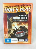 World In Conflict - Complete Edition - PC DVD-Rom