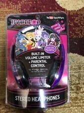 Spacepop Stereo Headphones Spacepopgirls Volume Limiter Parental Control