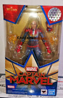 Bandai S.H.Figuarts Avengers Captain Marvel Action Figure