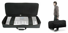 Rockville Best Bag 49 Padded Keyboard Gig Bag Case for Arturia Keylab Mkii 49