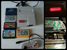 NINTENDO AV FAMICOM RGB - NESRGB SWITCHLESS PALETTE CHANGE - NTSC 60HZ NES