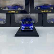 KYOSHO CAR-NEL1/64 Lexus LC500h 2018 Blue Alloy Diecast Model Car Collection