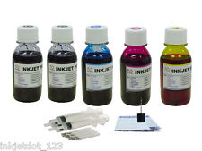 Canon PG-240 240XL CL-241 241XL refill ink kit for MX459 472 479 532 5x100ml