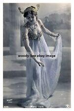 rp14678 - Dutch Exotic Dancer - Mata-Hari - photograph 6x4