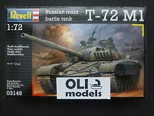 1/72 Russian Main Battle Tank T-72 M1 - Revell 3149