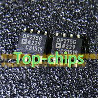10PCS Audio JFET OP AMP IC DEVICES/PMI OP275GS OP275GSZ OP275G SOP-8