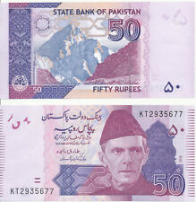 Pakistan - 50 Rupees 2018 UNC - Pick New