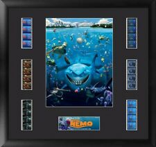Film Cell Genuine 35mm Framed & Matted Finding Nemo Disney Montage USFC5882