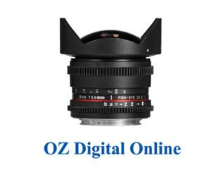 New Samyang 8mm T3.8 Asph IF MC Fisheye CS II (Canon) Lens 1 Year Au Warranty