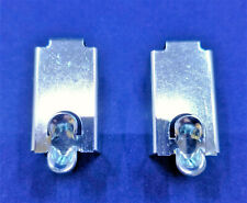 Pair of Universal Metal Hidden Channel Valance Clips