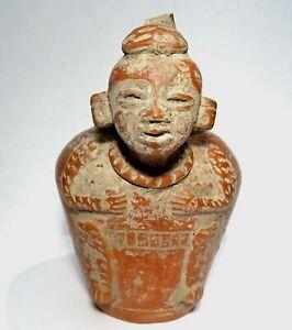 VASE PRECOLOMBIEN - JALISCO - MEXIQUE - 300BC/300AD - ANCIENT PRECOLUMBIAN VASE