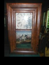 Antique Chauncey Jerome OGEE Weight Driven Clock Restore or Parts